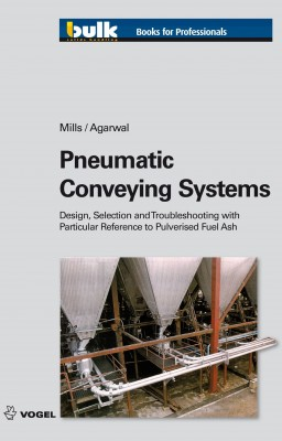 """Das Fachbuch """"Pneumatic Conveying Systems"""" von David Mills und Vijay Agarwal"""