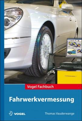 Fahrwerkvermessung | Fachbuch autoFACHMANN