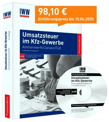 Praxishandbuch Umsatzsteuer im Kfz-Gewerbe