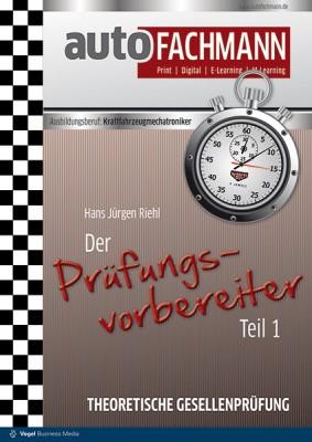 Prüfungsvorbereiter Theorie Teil 1 Kfz-Mechatroniker |  | Buch autoFACHMANN