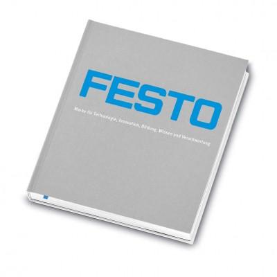Festo - Marke für Technologie, Innovation, Bildung, Wissen und Verantwortung