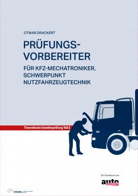 Prüfungsvorbereiter Nutzfahrzeugtechnik Theorie Teil 2 | Buch autoFACHMANN