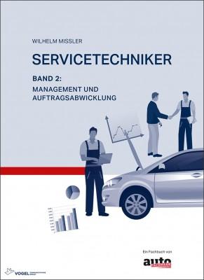 Buch Servicetechniker Band 2 | Buch autoFACHMANN