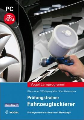 Prüfungstrainer Fahrzeuglackierer (CD-ROM)