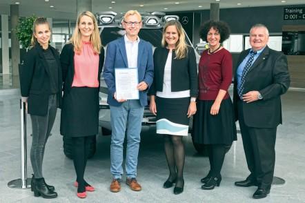 Zertifizierung_Daimler
