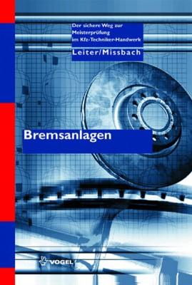 Bremsanlagen | Fachbuch Meisterprüfung Kfz-Technik